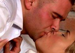 Incredible pornstar Tiffany Walker in Amazing Romantic, Small Tits porn clip