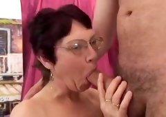 Glasses dental