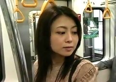 Incredible Japanese whore in Hottest Dildos/Toys, Public JAV clip