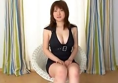 Best Japanese chick Alice Ozawa in Exotic Cunnilingus, Couple JAV clip