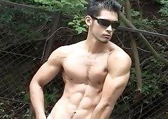 Best Asian homosexual guys in Fabulous facial, twinks JAV video