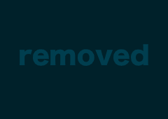 Lewd brunette and blonde get fucked with sex machine in the cage