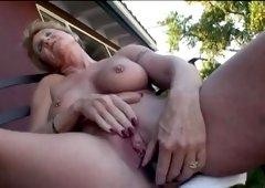 Awesome mature female Honey Ray