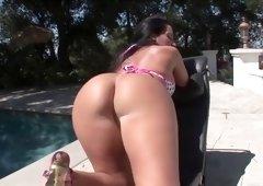Horny pornstar Richelle Ryan in fabulous cunnilingus, blowjob xxx movie
