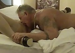 Love licking pussy