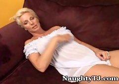 Mommy In A Hot Nightie