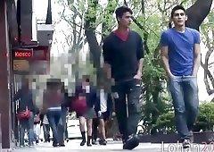 Cafe date leads to kitchen gay smut 8 months ago BoyfriendTV