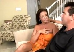 Horny Homemade video with Threesome, Big Tits scenes