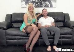 Live chat babe Holly Heart uses toy after sex