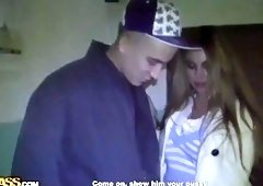 Brunette sex video featuring Cosette Ibarra