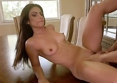 Hottie with marvelous body shapes get amazingly fucked