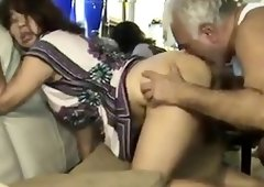 Mature Getting Ass Fucked By Old Guy