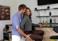 Outstanding beauty reality adult movie