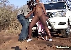 african slut outdoor sex