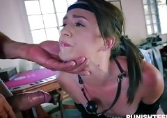 Alex Was Punished And Fucked
