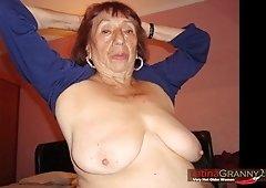 LatinaGrannY Mature Showoff Ladies of Great Age