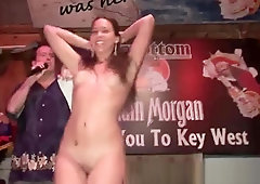 Dirty talking chubby with hairy asshole humiliates XXX