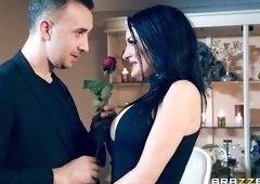 Welcomed Husband With Deepthroat Blowjob On Wedding Anniversary