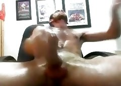 Pov gay jerking off images