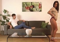 Lexi D pleases her boyfriend with amazing moments