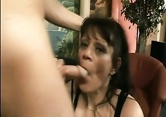 Beth Morgan is a nasty whore and her passion for fucking is constant