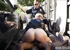 Uniform MILFs Share Giant Black Cock