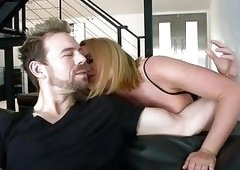 Krissy Lynn brings her huge tits and butt