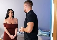 Big titted woman cheated on her husband
