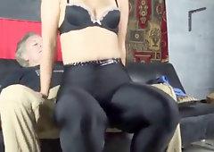 Porn leggings cum on Spandex: 5,159