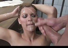 Cindy Hope VS Peter North