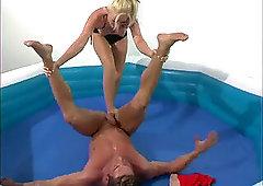 milf ol wrestling