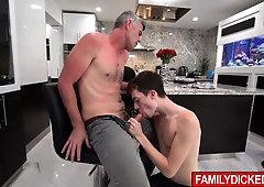 scandal! perfect bubble butt gay man theme, very