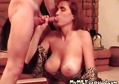 My MILF Exposed Super hot wife with big tits and tan lines